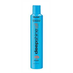 RUSK/Deepshine Oil Finishing Hairspray 10.6 oz