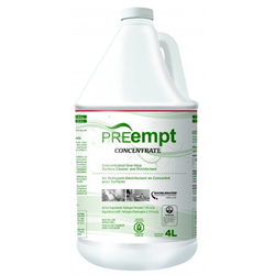 PREempt Concentrate 1-Step Surface Cleaner/Disinfectant 4L (PRE-11305)