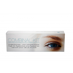 Combinal Eye Lash/Brow Tint Kit - #1 Black (035)