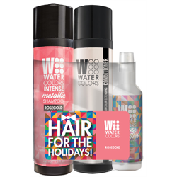 TR WColor Deal * Hair For The Holidays - Rosegold