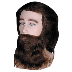 Mannequin Male w/Beard & Shoulders #926