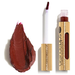 Grande Lips - HydraPLUMP Liquid Lipstick Semi-Matte (Rebel Raisin)***Discontinue