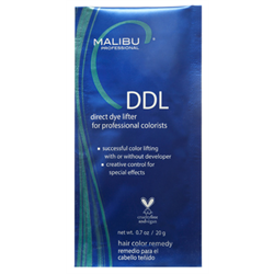 MALIBU/DDL Direct Dye Lifter Hair Color Remedy 0.7oz