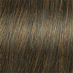 "Hair Affair 18"" Exten 2HH - Dark Brown ** Final Sale"