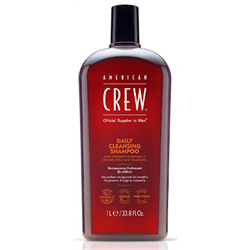 American Crew Daily Cleansing Shampoo 33.8oz