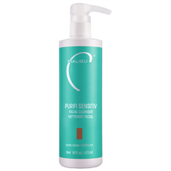 MALIBU/Skincare Purifi Sensitiv Facial Cleanser 16oz