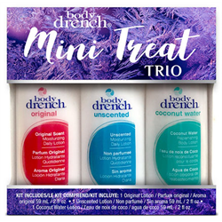 BD/Holiday Mini Treat Trio 2018 (3-2oz Lotions) 71971