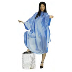 Cape / FL Waterproof Sleeved Cutting Blue CP188BLUE