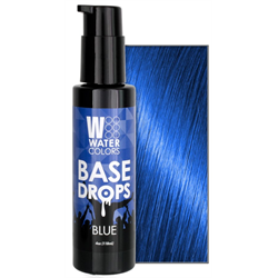 TR WColor Base Drops / Blue 4oz