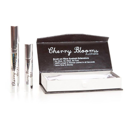 Cherry Blooms Brush on Fibre Eyelash Extensions