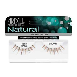 Ardell/Invisiband Lashes*Demi Pixies Brown (65015) ***Discontinued