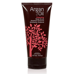 BD/Argan Oil Cleansing Body Scrub 177ml (20709)***Discontinued