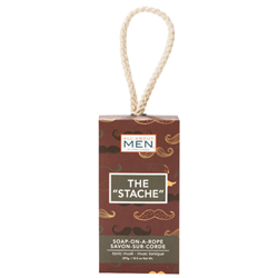 Upper Canada/ Men's Soap On A Rope (The Stache)