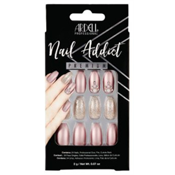 Ardell/Nail Addict Premium Artificial Nail Set-Lilac Pearl (62111)