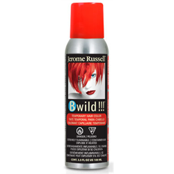 Bwild/Temporary Hair Color - Cougar Red 3.5oz
