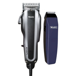 Wahl Clipper/Icon w/Battery Trimmer #50359