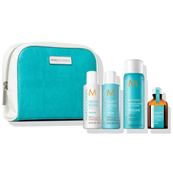 MOROCCANOIL Deal*Travel Kit 2017 - High Voltage Volume