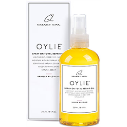 Qtica* OYLIE Spray On Total Repair Oil - Vanilla Wild Plum 8.5oz
