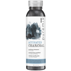 RUSK PureMix / Activated Charcoal Purifying Shampoo 12oz