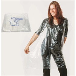 PPE/ Cape - Disposable 50/pk (GD)