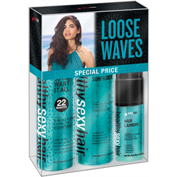 Sexyhair/Deal * Loose Waves (Surfrider, So U Want It All, Hair Laundry)
