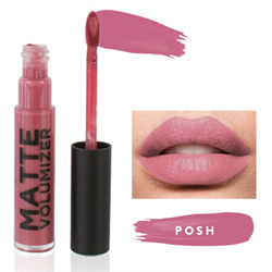 Cherry Blooms Matte Lips Volumizer - Posh