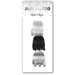 Clips / BabylissPro HOLIDAY 3/Card (BESHRCLIPBWGC)***Discontinued