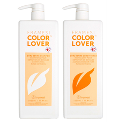Framesi Color Lover Deal* Curl Define Shamp/Cond LITER Duo