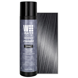 TR WColor Intense Metallic Shampoo / Steel 8.5oz