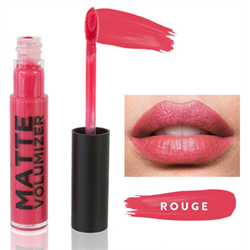 Spa/Cherry Blooms Matte Lips Volumizer - Rouge