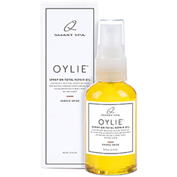Qtica* OYLIE Spray On Total Repair Oil - Exotic Spice 2oz