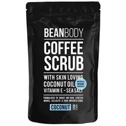 Bean Body Coffee Bean Scrub / Coconut 220g