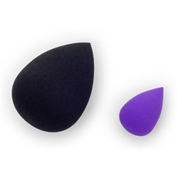 Denco/Makeup Blending Sponge Duo #4986N