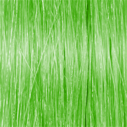 "Hair Streakers HH - Mini 2pc(1.25"" x 12"") Lime Green **Final Sale"