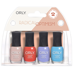 ORLY 4pc Mani Mini Kit Radical Optimism Spring 2019 #2810002