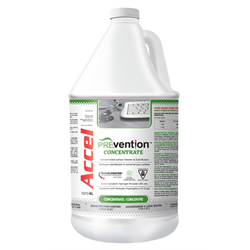 Accel/PREempt Concentrated 1-Step Surface Cleaner/Disinfectant 4L(PRE-11305)