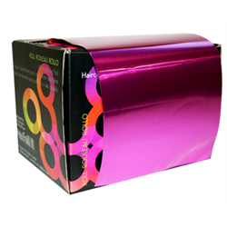 Foil/Framar 'Man Eater Magenta' 5.0 lb Roll Medium