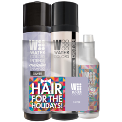 TR WColor Deal * Hair For The Holidays - Silver