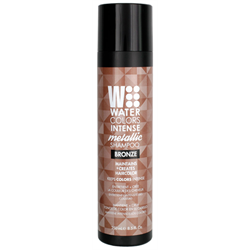 TR WColor Intense Metallic Shampoo / Bronze 8.5oz
