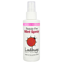 Ladibugs/ Leave-In Mint Spray 2oz