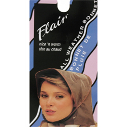 Flair /Rain Bonnet Nice Warm #2225 Beige