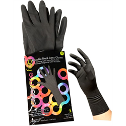 Gloves/Framar Color Me Fab Size 7 Latex Pair (RLG-7-2PC)