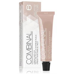 Combinal Eye Lash/Brow Tint Cream - #6 Light Brown
