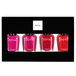 Zoya *Holiday Quad 1803 'Merry Bright' (4pc)***Discontinued