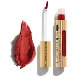 Grande Lips - HydraPLUMP Liquid Lipstick Semi-Matte (Red Delicious)