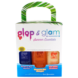 Glop & Glam / Summer Trio(Blueberry/Creamsicle/Cake Batter)