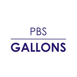 PBS Gallons