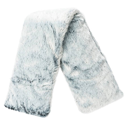Upper Canada/ Neck Wrap Fur (Microwavable)-Snow