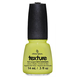 China Glaze 'Texture' #1191 In The Rough