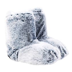 Upper Canada/ Slippers Fur (Microwavable)-Snow